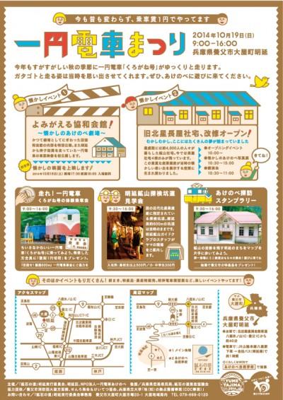 一円電車祭り裏
